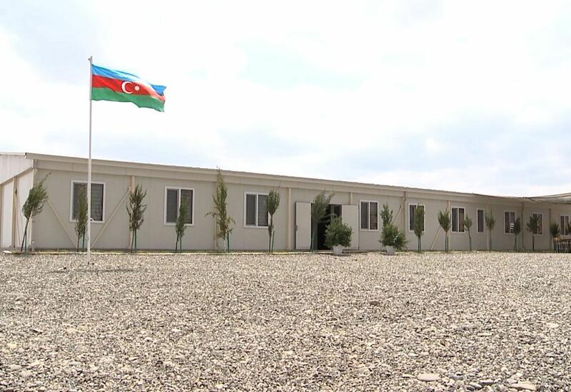 Азербайджанская армия закрепляется на освобожденных территориях