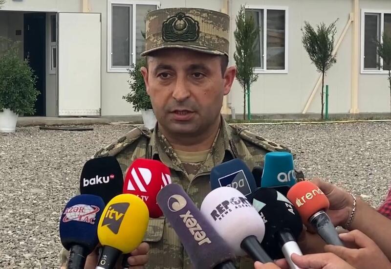 В Карабахе появилось 60 пунктов размещения модульного типа