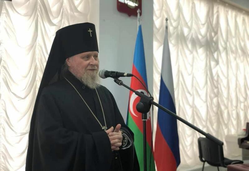 Мусульмане и евреи Азербайджана с доброй памятью о владыке Александре