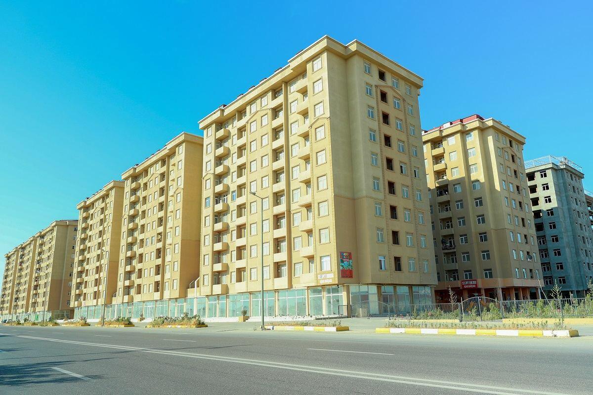 Семье шехида Асафа Насибова предоставлена квартира в Абшеронском районе
