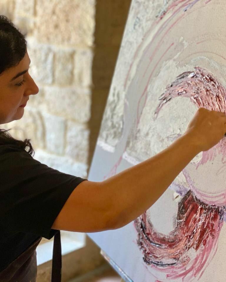 Воркшоп азербайджанских художников в Ичери Шехер