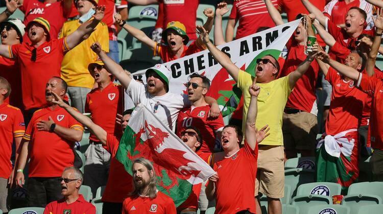 В Баку завершился матч Уэльс-Швейцария
