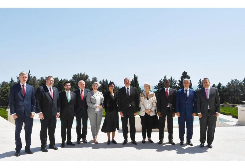 Президент Ильхам Алиев: Вандализм и варварство – эти два слова можно использовать для того, чтобы показать содеянное армянским государством на наших землях в годы оккупации