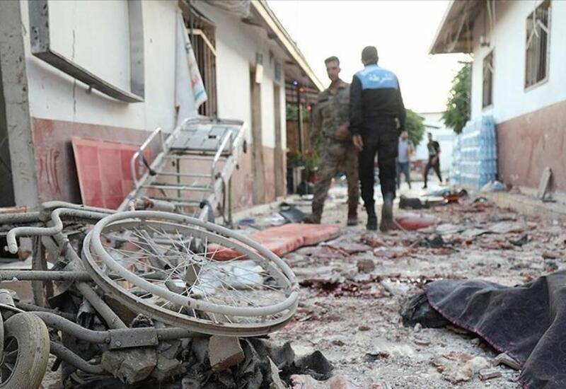 Террористы YPG/PKK атаковали больницу на севере Сирии