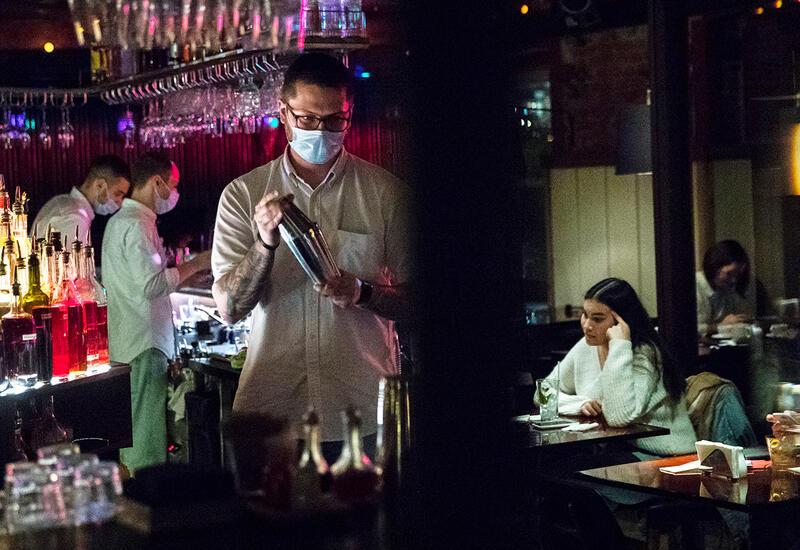 В Москве ввели новые ограничения по коронавирусу