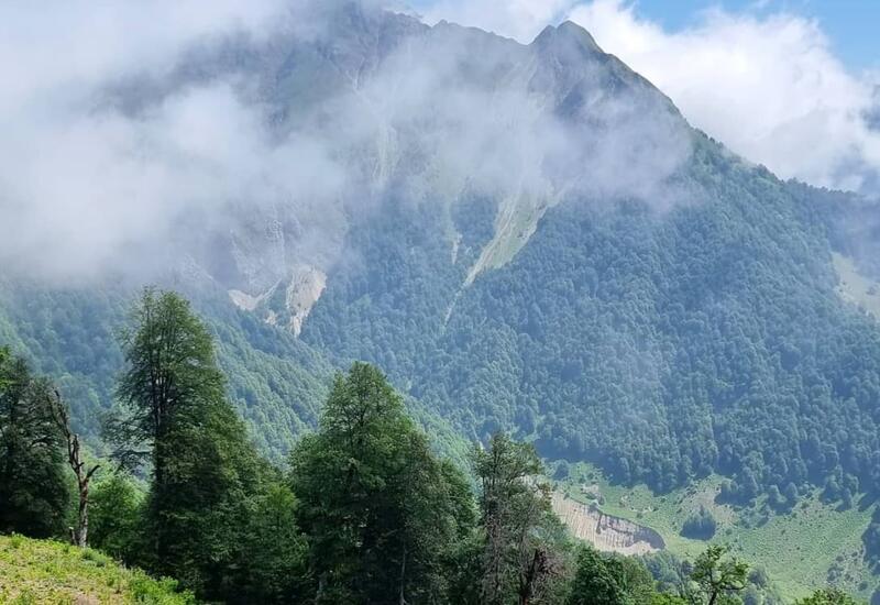 Габала - азербайджанская Швейцария