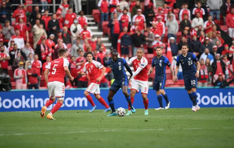 Сборная Финляндии с минимальным счётом переиграла Данию