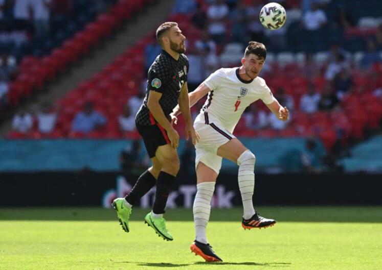 ЕВРО-2020: Гол Стерлинга принес Англии победу над Хорватией