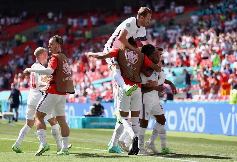 Назван лучший игрок матча Англия — Хорватия
