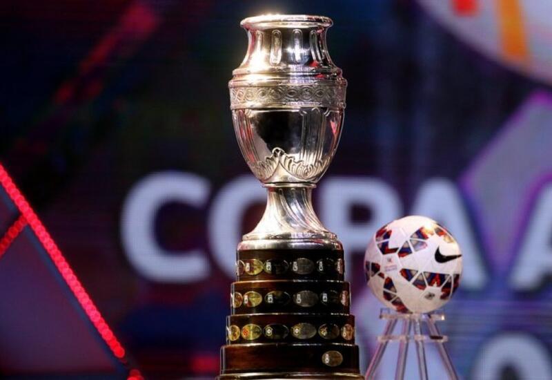 Кубок Америки по футболу стартует в Бразилии