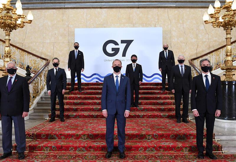 Страны G7 поставили цель закончить пандемию COVID-19 в 2022 году