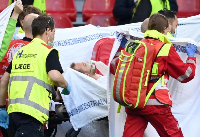 Кардиолог заявил, что Эриксен умер на несколько минут и может завершить карьеру