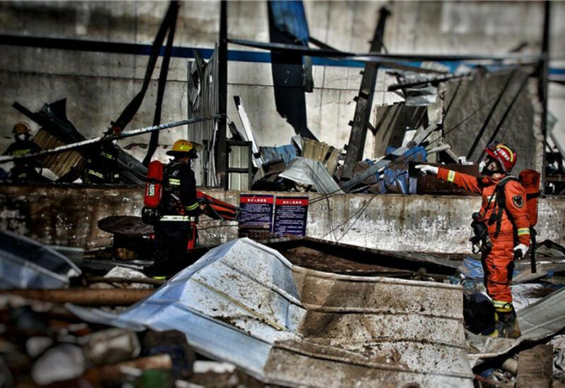 11 человек погибли в результате взрыва газа в Китае