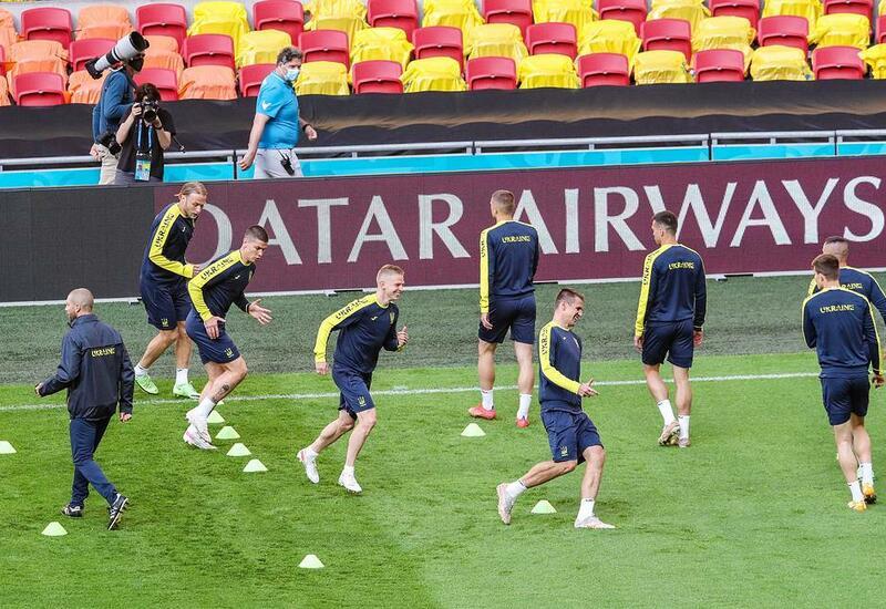 Сегодня пройдут три матча Евро-2020