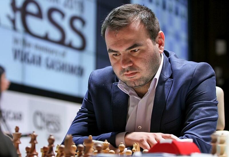 Шахрияр Мамедъяров одержал третью победу подряд в Румынии