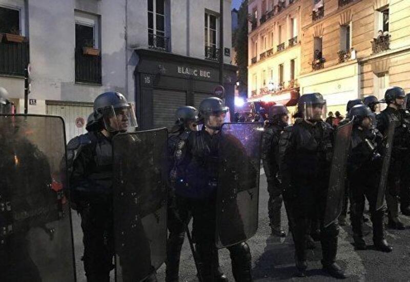 В Париже вновь разогнали нелегальную вечеринку