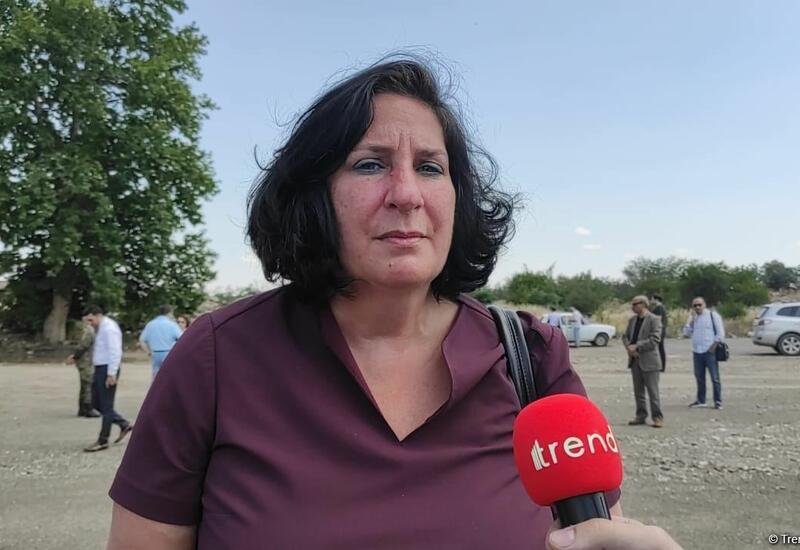 Мины, заложенные армянами в Карабахе - препятствие для возвращения на эти земли