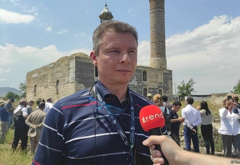 Украинские компании хотят участвовать в восстановлении Карабаха