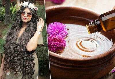 """Индийский бьюти-блогер рассказала, как быстро отрастить волосы <span class=""""color_red"""">- ФОТО</span>"""