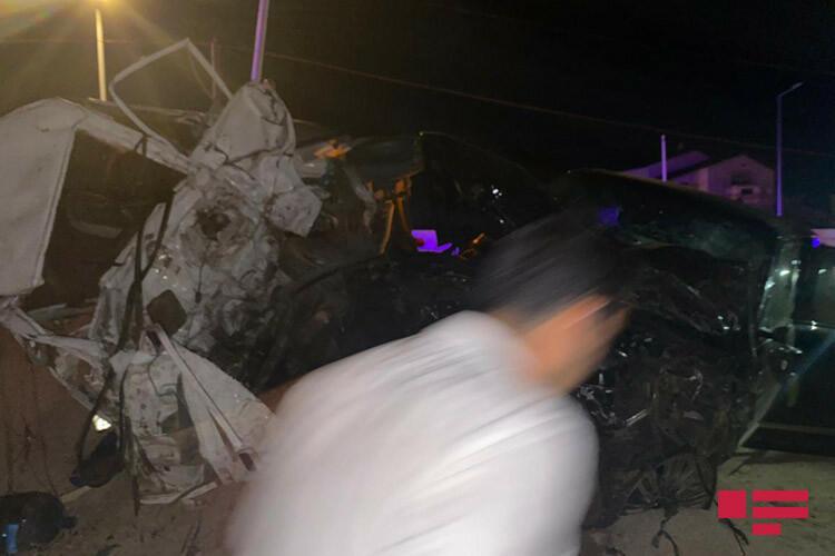 Пьяный водитель Range-Rover устроил чудовищное ДТП в Баку - много погибших