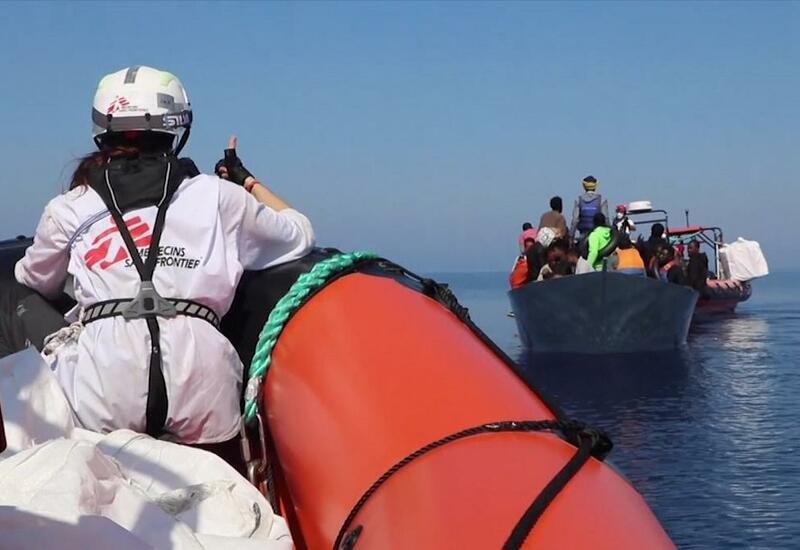 410 нелегальных мигрантов спасены в Средиземном море