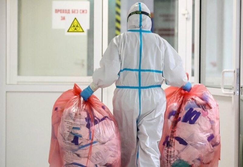 Обнародован объем связанных с COVID-19 медицинских отходов в Азербайджане