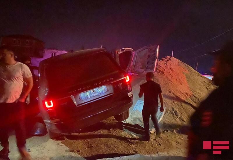 Арестован виновник страшной аварии в Баку