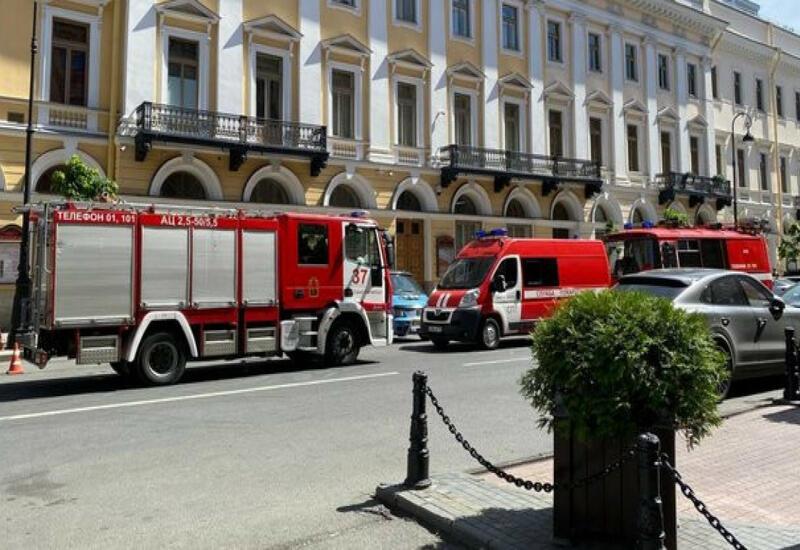 Евро-2020: В отеле сборной Словакии произошел пожар