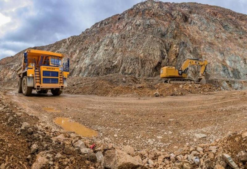 Азербайджан увеличил добычу золота