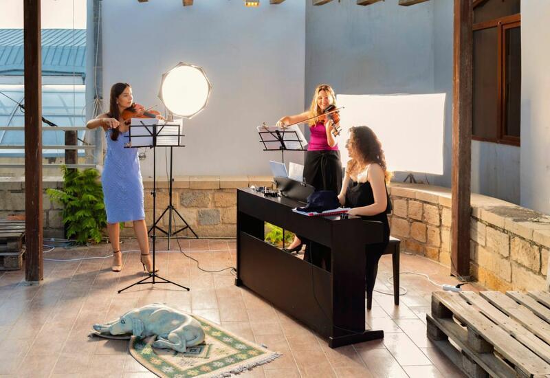 """Как звучит """"Симург"""", или """"Танец Айши"""" от азербайджанских музыкантов"""