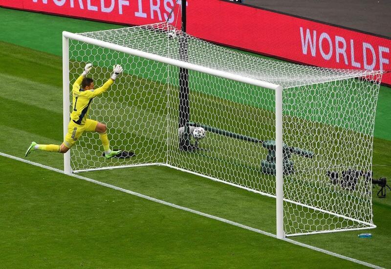 Игрок сборной Чехии забил гол с 45 метров и установил рекорд Евро