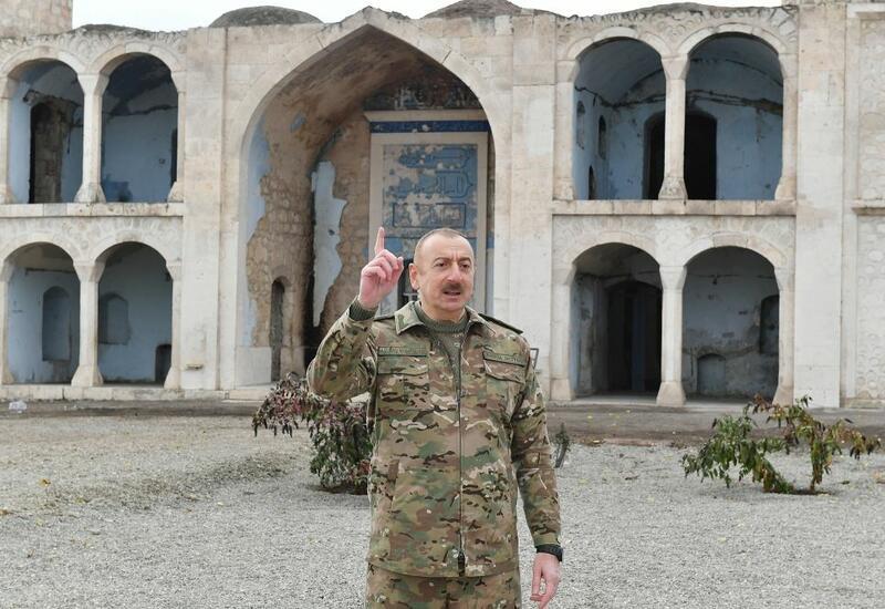 Передача Арменией карты с месторасположением 97 тыс. мин - итог созданной в регионе Президентом Ильхамом Алиевым новой реальности