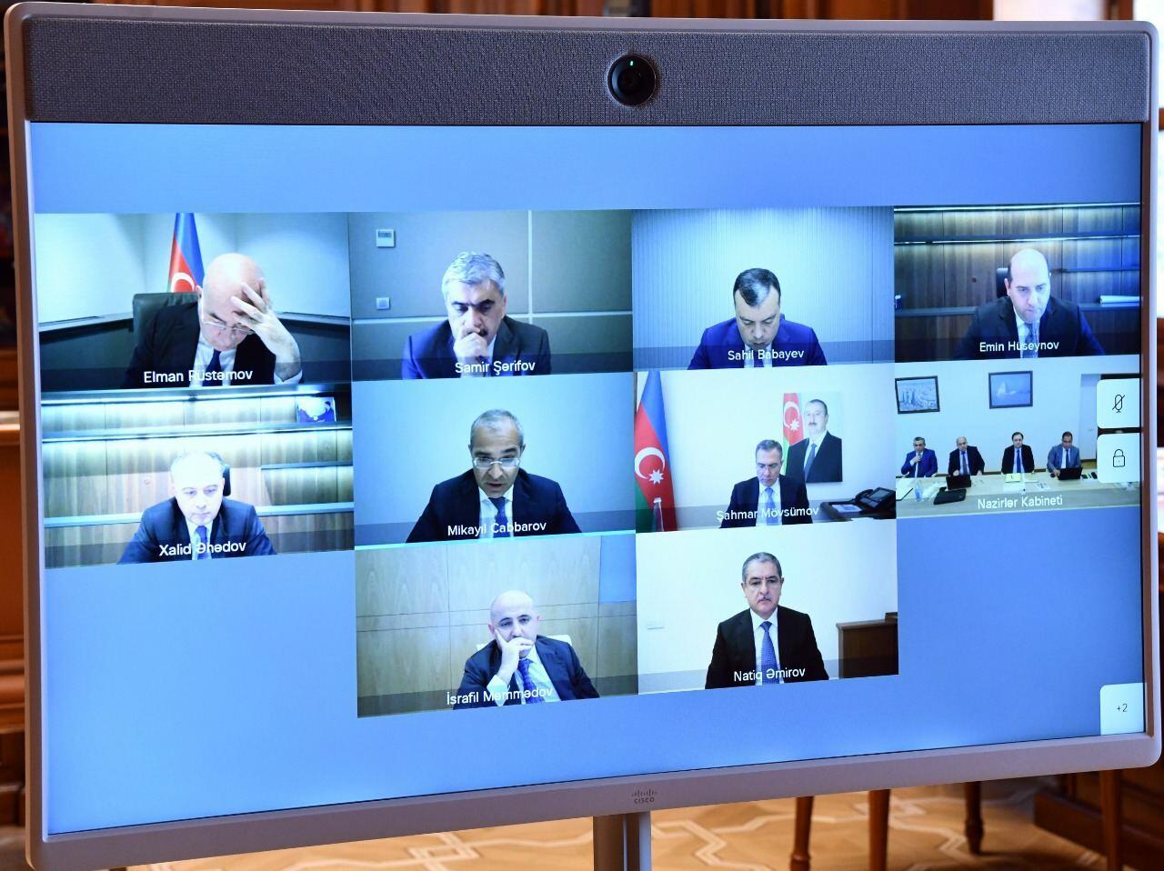 В Азербайджане обсуждены макроэкономические прогнозы на 2021–2025 годы