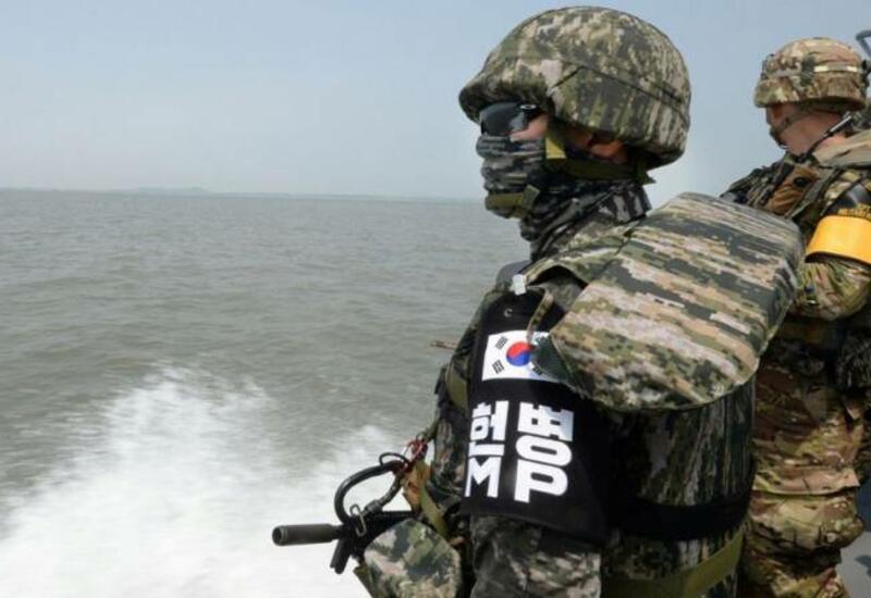 Япония выразила протест Южной Корее из-за учений у спорных островов