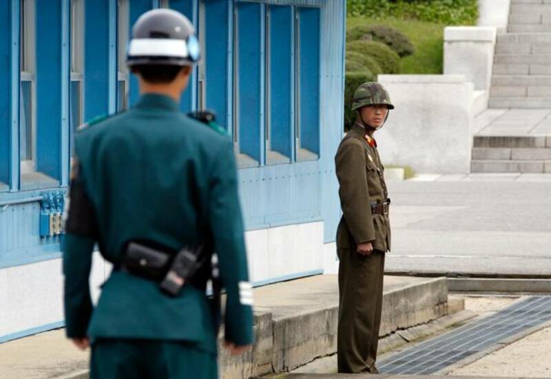 Границу между Южной Кореей и КНДР будут охранять роботы