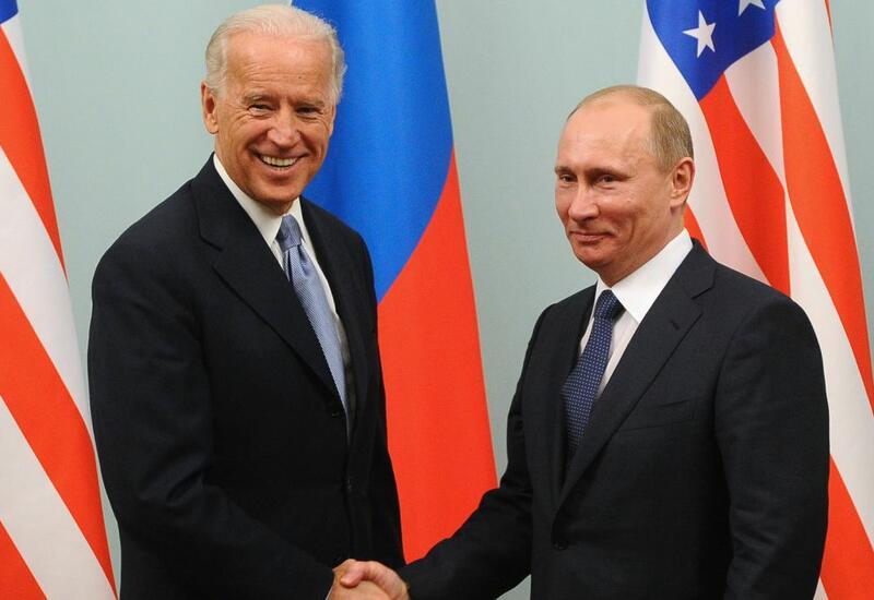 Байден и Путин обсудят Карабах