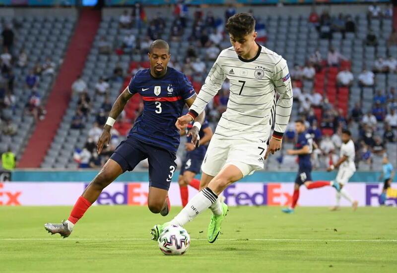 ЕВРО-2020: Франция с минимальным счётом переиграла Германию