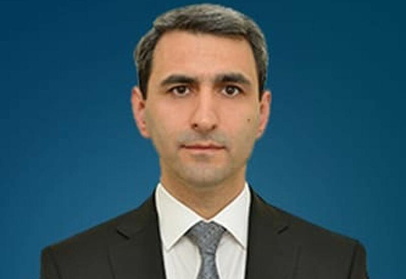 У министра транспорта, связи и высоких технологий Азербайджана новый заместитель