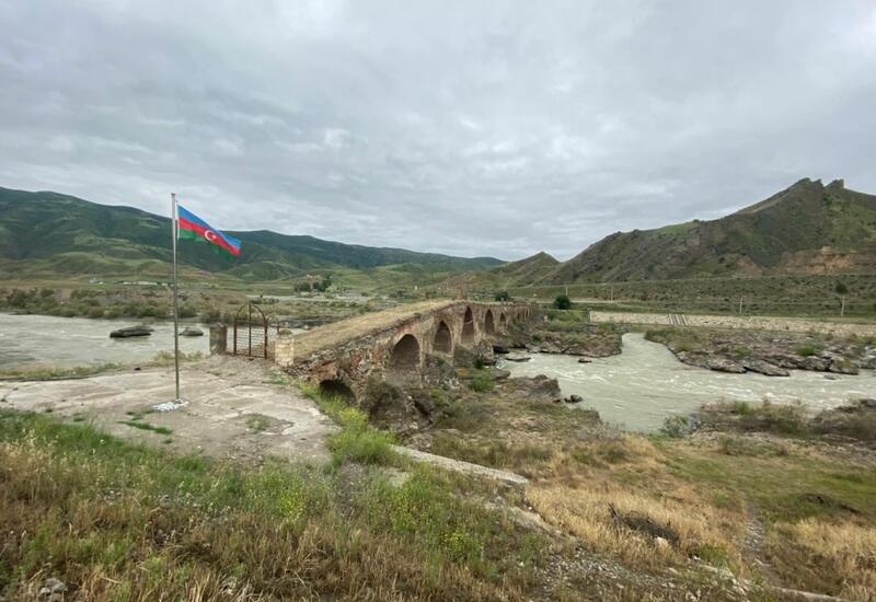 Худаферинские мосты способствуют развитию связей между Азербайджаном и Ираном в сфере туризма