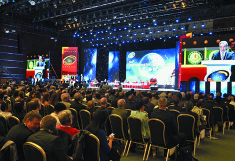 В Азербайджане пройдет конференция Международной федерации астронавтики