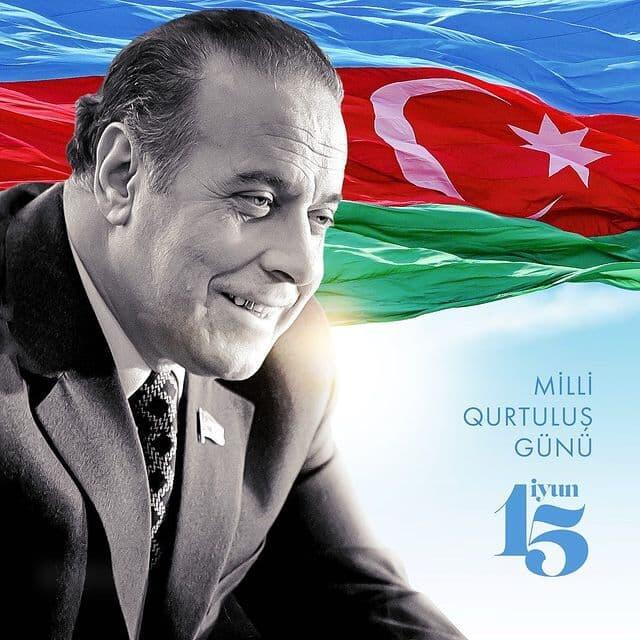Первый вице-президент Мехрибан Алиева поздравила азербайджанский народ с Днем национального спасения