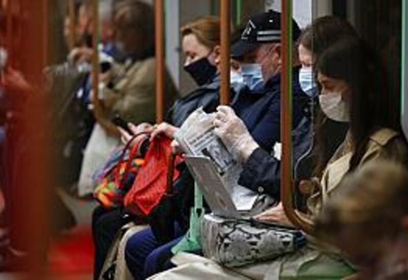 В Москве растёт число инфицированных коронавирусом