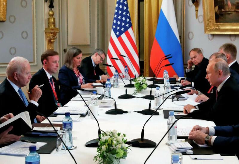 Встреча Путина и Байдена завершилась