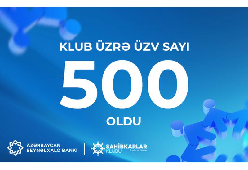 Численность Клуба предпринимателей достигла 500 участников