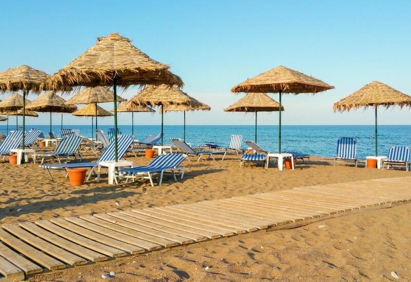 Непригодные для купания пляжи в Баку