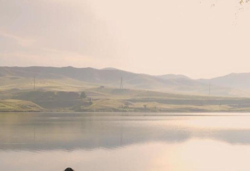 Неописуемое озеро Башкенд в блоге Вахида Гасанова