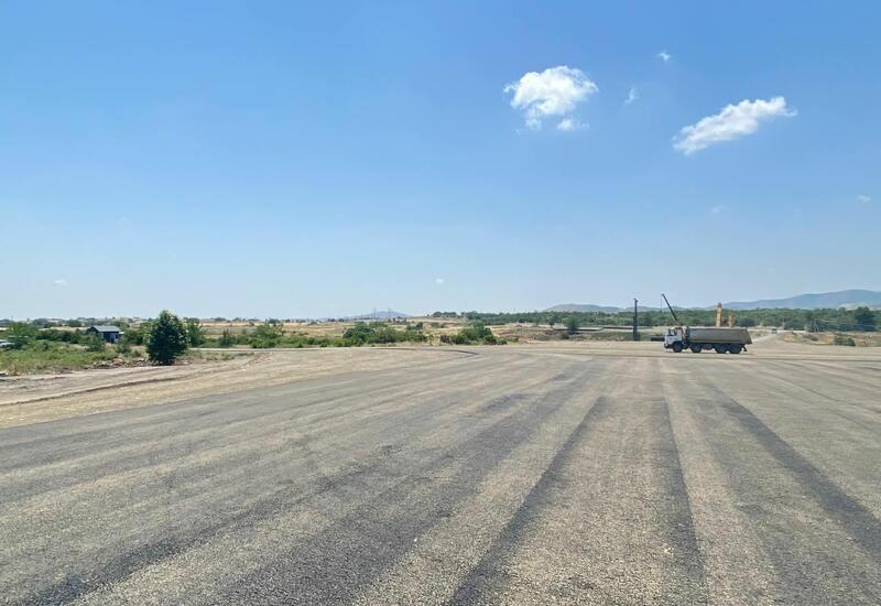 «Дорогу Победы» планируется сдать в эксплуатацию в августе