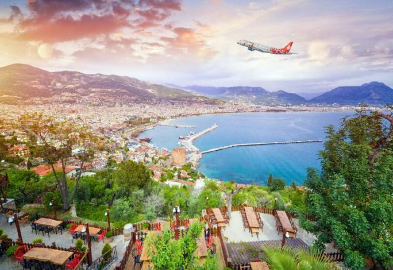 Buta Airways увеличивает число рейсов в Аланью
