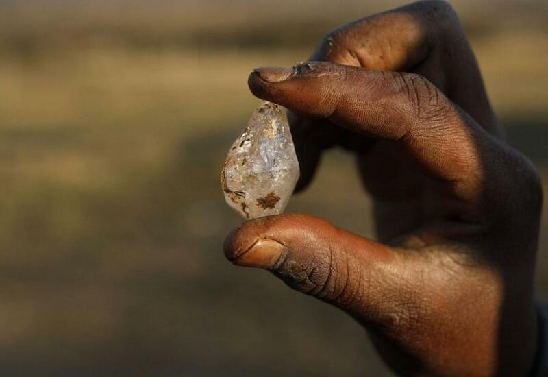 Алмазная лихорадка на юге Африки