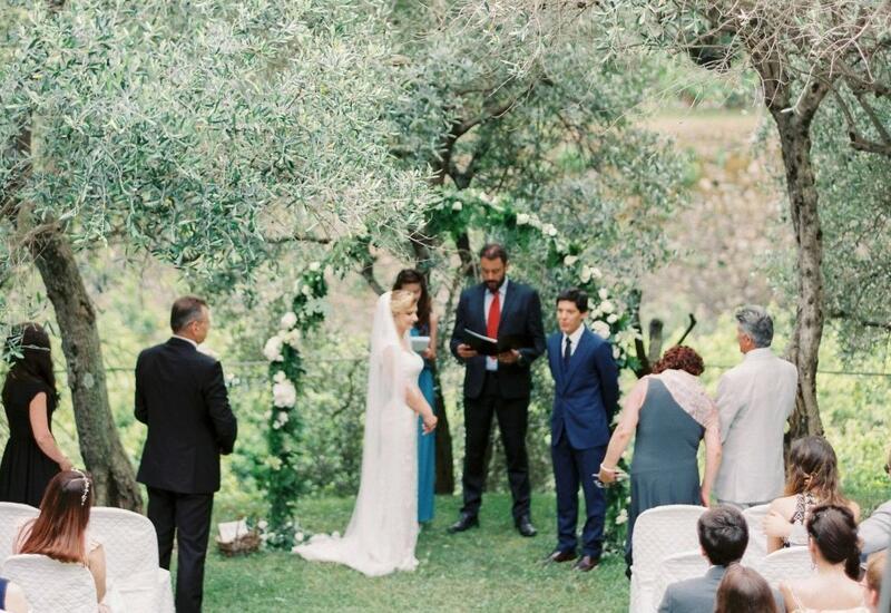 В Италии разрешили свадьбы